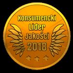Konsumencki Lider Jakości 2018